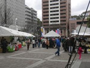 島瀬公園 海彦・山彦 魚とお茶のフェスティバル