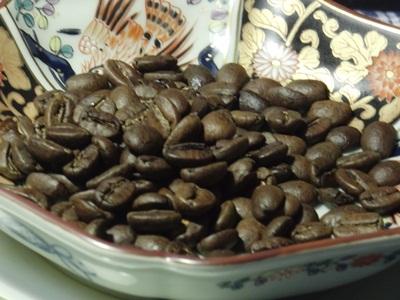 Tanaka Coffeeのコーヒー豆 上木場ブレンド