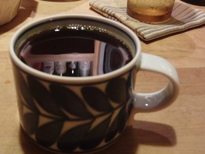 コーヒー 矢峰・MY珈琲のLASTオリジナルブレンド使用