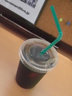 ノマドコーヒー ノマドブレンドのアイスコーヒー