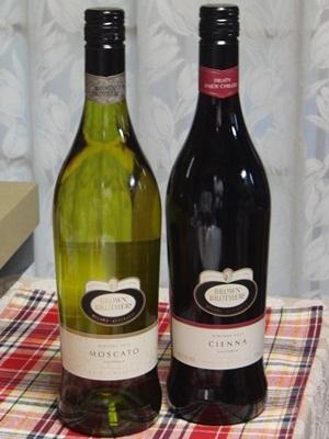 ブラウン・ブラザーズ ワイン2種