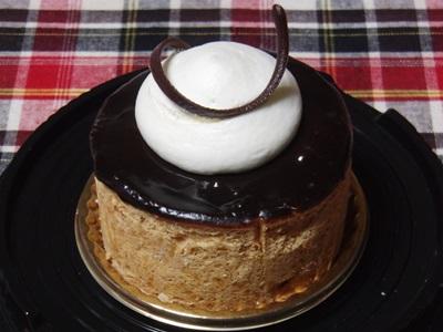葡萄の木 濃厚チョコタルト