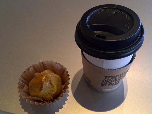 てげてげコーヒーと草加家のスイートポテト